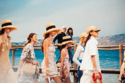 Défilé Chanel 2019